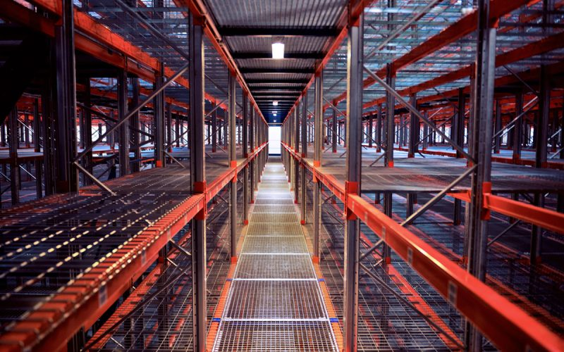 Tailor-made warehousing