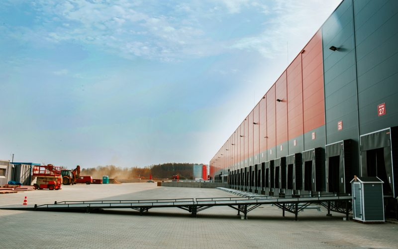 Logistic Centre Gdańsk Kowale 4 launched