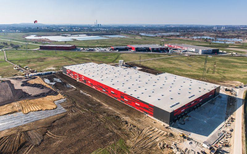 Największy park logistyczny w Małopolsce