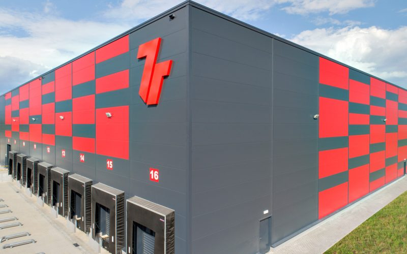 Another warehouse opened in 7R City Flex Łódź I