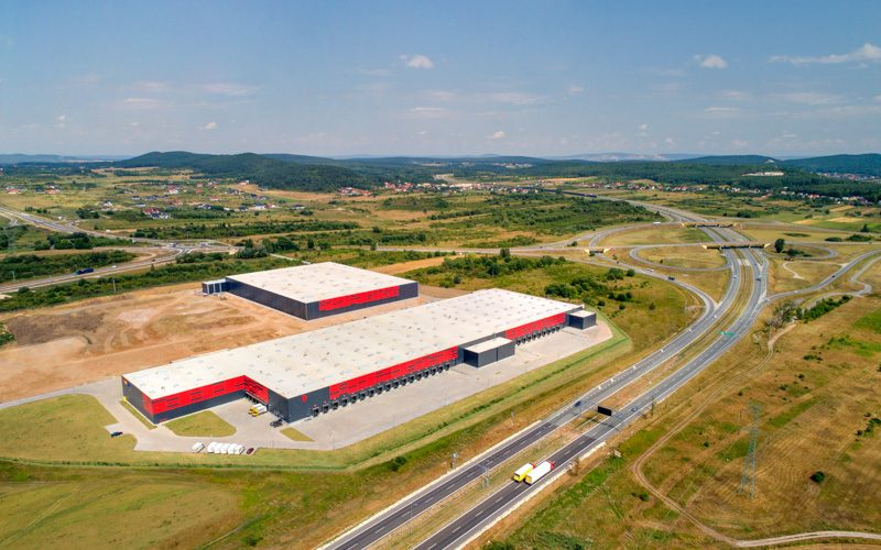 Another warehouse at 7R Park Kielce for an e-commerce giant